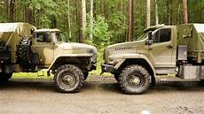 Quot And Quot Russian Ural 4320 And Ural Next