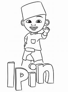 Upin Ipin Coloring Pages Complete Coloring Pages For