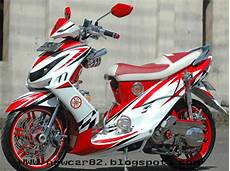 Gestrek Mio by Yamaha Mio Sporty Mio Soul Modification Car Interior Design