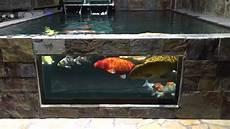 bassin koi interieur bassin vitr 233 carpes ko 239 japonaises