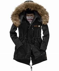 mode trends f 252 r den winter khujo parka winterjacke mit