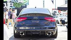 armytrix valvetronic exhaust audi s4 incredible noise this thing makes youtube