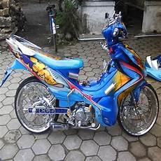 Modif Jupiter Z 2010 by 10 Gambar Modifikasi Jupiter Z1 Racing Ala Thailook Velg