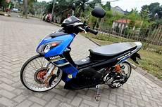Jual Motor Nouvo Z Modifikasi by Modifikasi Motorz