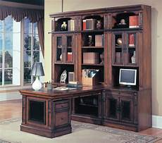 home office furniture wall units parker house davinci home office library wall unit with