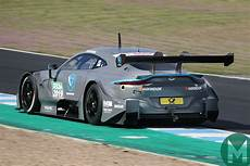 Aston Martin Dtm Car Makes Track Debut Motor Sport Magazine