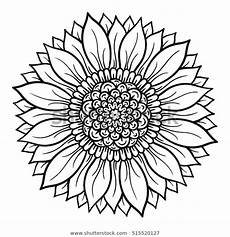 mandala flower coloring pages difficult 17895 vector illustration flower mandala coloring page stock vector royalty free 515520127