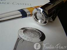 graf faber castell pen of the year 2004 limited