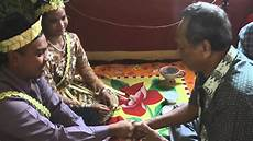 Upacara Nikah Dan Kahwin Orang Asli Temuan Di Bukit Putus