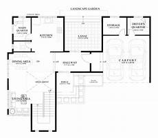 modern house design with floor plan in the philippines modern house plans series php 2014009