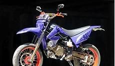 Modifikasi Motor 2 Tak by Modifikasi Motor Suzuki Satria 2 Tak Konsep Supermoto