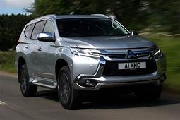 New Mitsubishi Shogun Sport 2018 Review  Auto Express