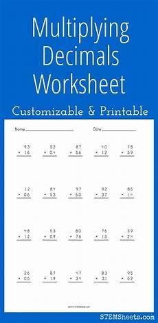 multiplication decimals worksheets grade 6 7466 pin on math stem resources