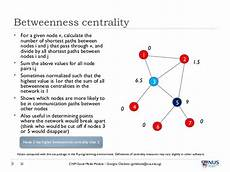 count number of paths between two nodes social network analysis