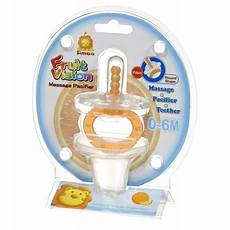 simba fruit vision shape pacifier 0 months orange pacifiers teethers