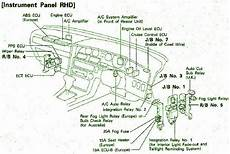 1993 Toyotum Camry Engine Fuse Box Diagram by 1992 Toyota Supra Engine Fuse Box Diagram