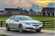 review 2015 acura tlx is comfortable competent and quiet