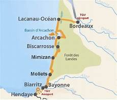 bordeaux to biarritz cycling freewheel holidays