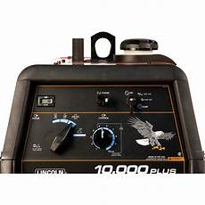 free shipping lincoln electric eagle 10 000 plus welder generator with kohler engine 225