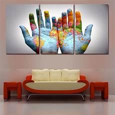 tableaux modernes pour salon toile peinture mur photos carte tableau peinture