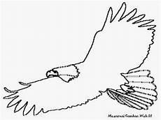 Mewarnai Gambar Burung Elang Mewarnai Gambar