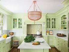 the surprising psychology behind our favorite kitchen paint colors coastal living