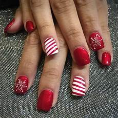 50 festive christmas nail art ideas koees blog