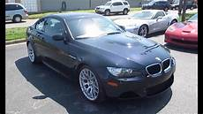 bmw m3 e92 2011 bmw m3 e92 competition package walkaround start up