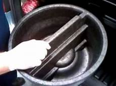 How To Stop Water Leaks In A Vw Eos