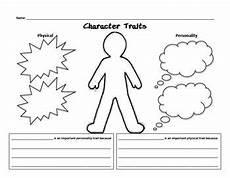 print character worksheets 19313 character trait worksheets 3rd grade boxfirepress