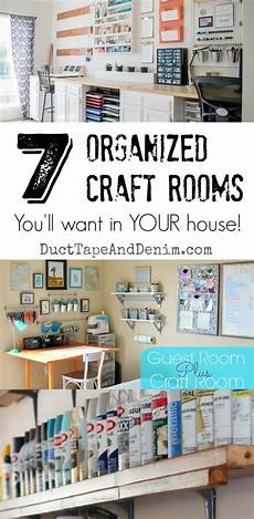 organized craft rooms 7 small craft rooms a budget