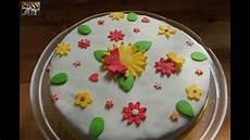 Torten Für Kindergeburtstag Zum Selbermachen - fondant torte erdbeer zitronencreme torte rezept und