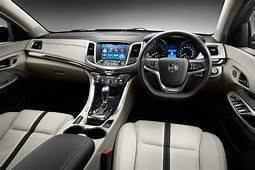 2013 Holden VF Commodore/Chevrolet SS Breaks Cover