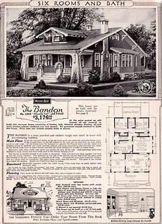 sears and roebuck house plans sears roebuck kit houses 1923 casas de estilo craftsman