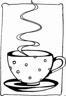Malvorlagen Tassen Kostenlos Tasse Mit Punkten Ausmalbild Malvorlage Comics