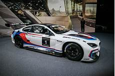 Bmw M6 Race Car by Bmw M6 Gt3 Bows With Bmw Motorsport Racing Livery