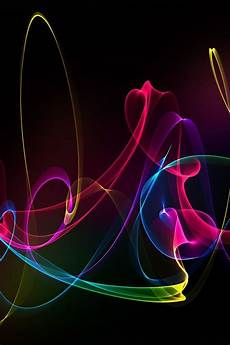 dancing colorful light beam iphone 4s wallpaper wallpaper iphone neon abstract iphone