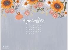Calendar Desktop Wallpaper November 2018 Save at No Cost