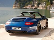 porsche 911 gts cabriolet 997 2010 2011