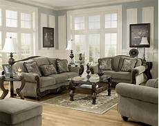 traditional sofa loveseat chair ottoman 4 piece living room ebay
