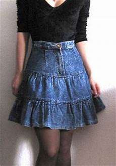 1980s skirts and hairstyles 80s denim skirt the fashion tag blog