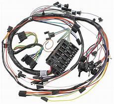 1967 chevelle column wiring diagram 1967 chevelle dash instrument panel harness w gauges by m h opgi