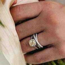 how to pair engagement rings with wedding rings cape diamonds