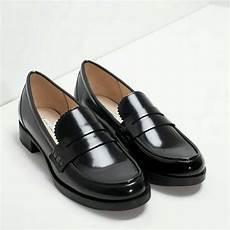 zara shoes zara moccasin with decorative band 1333