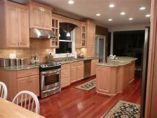 what paint colors goes with cherry wood cabinets home