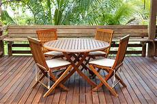 Why Choose Wood Patio Furniture