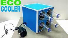 How To Make Eco Air Cooler At Home Diy