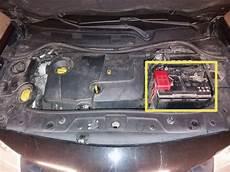 Changement De Batterie Sur Renault Megane 2 Tutoriels