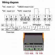 w1209 12 24 220v stc 100 stc 1000 digital temperature controller thermostat ntc ebay