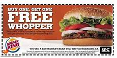 canadian daily deals burger king buy 1 get 1 free